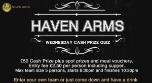 Haven Arms Quiz
