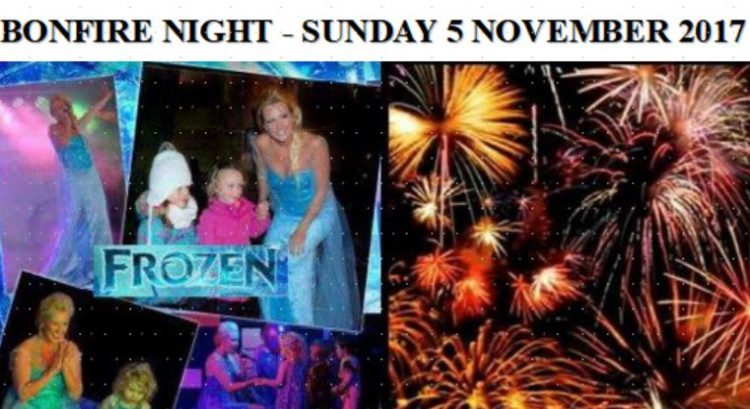 Bonfire Night Haven Arms